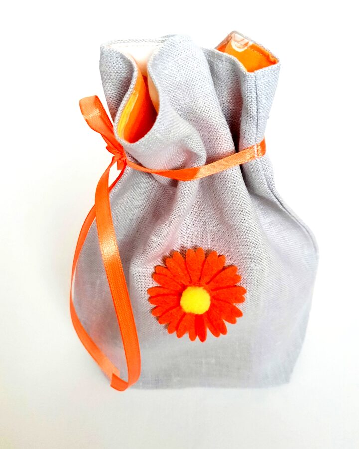 Oranžinė ramunėlė