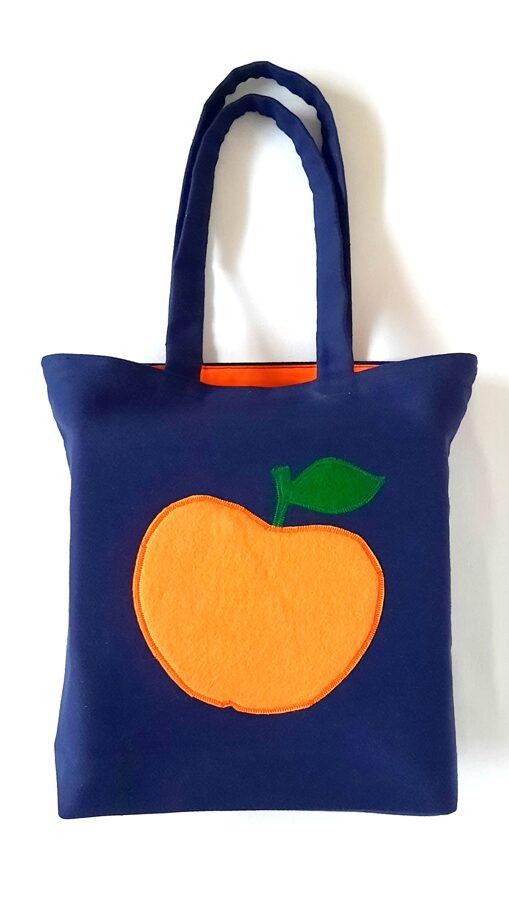 Oranžinis obuolys